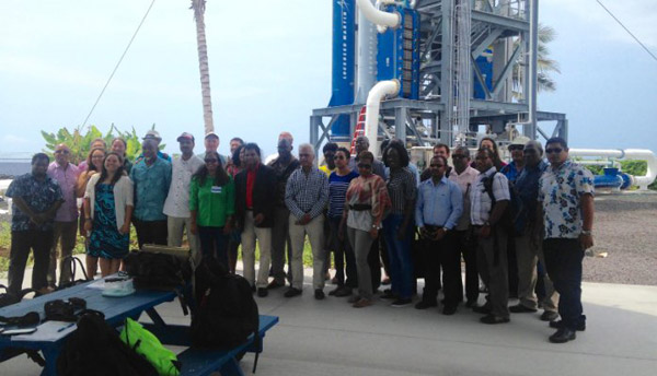 World Bank Renewable Energy Integration for Islands Study Tour